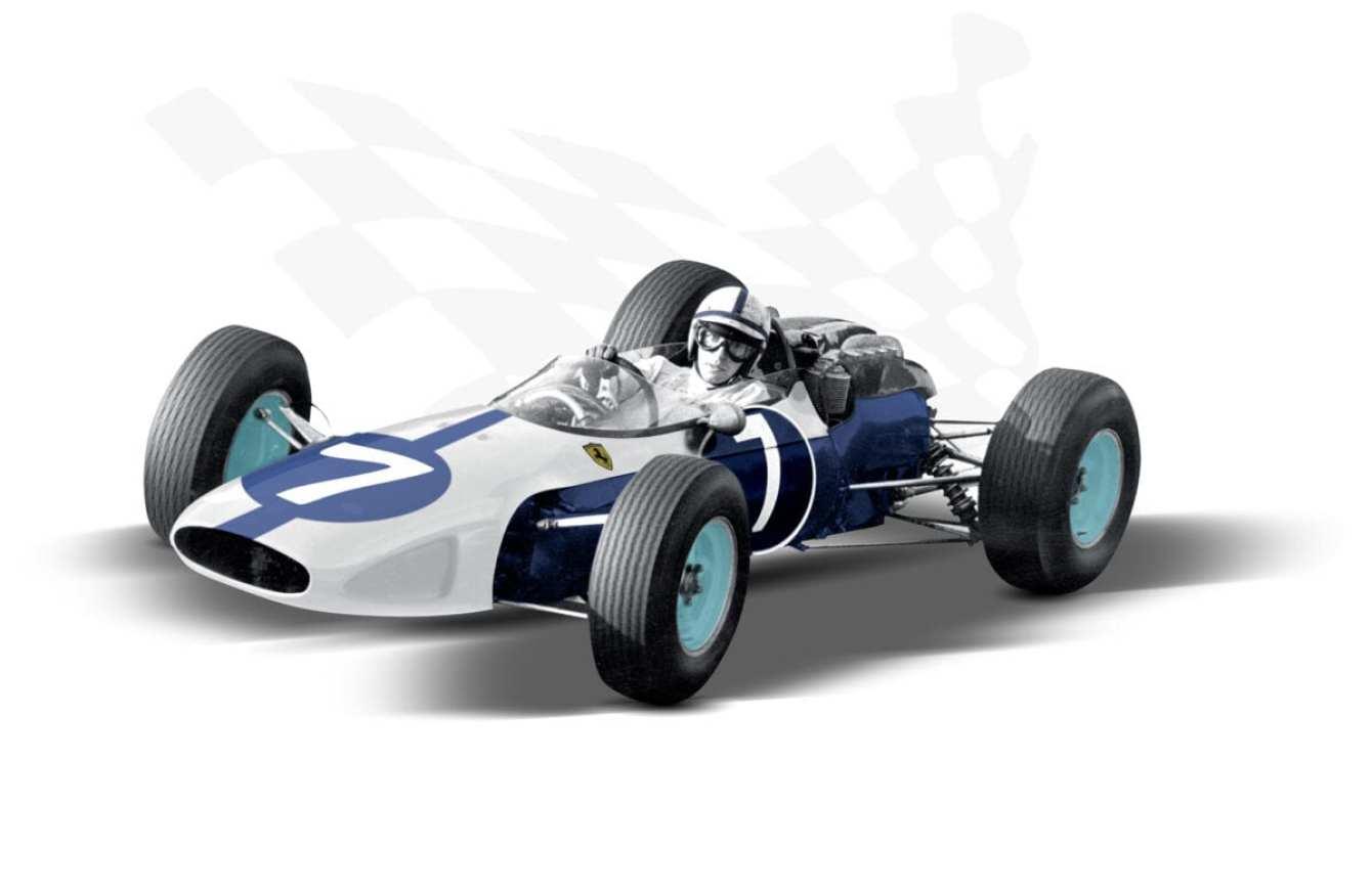 John Surtees and Ferrari