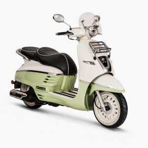 Peugeot Evasion scooter