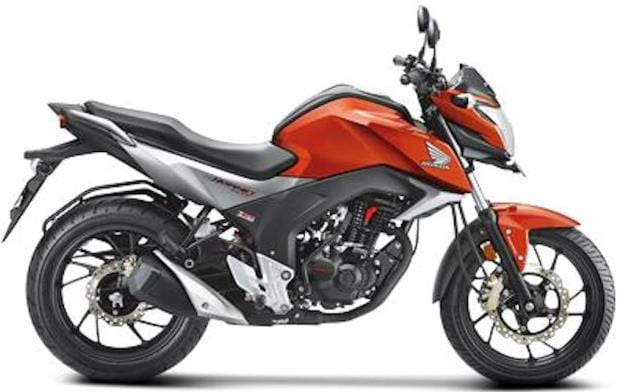 honda-cb-hornet-160r-orange