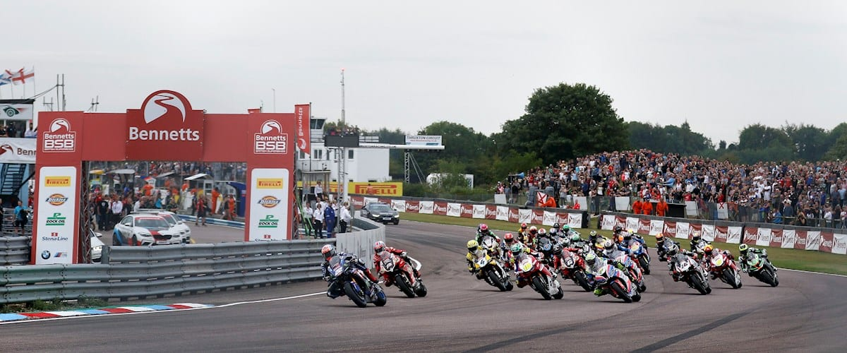 BSB: No racing until May 31. At least.
