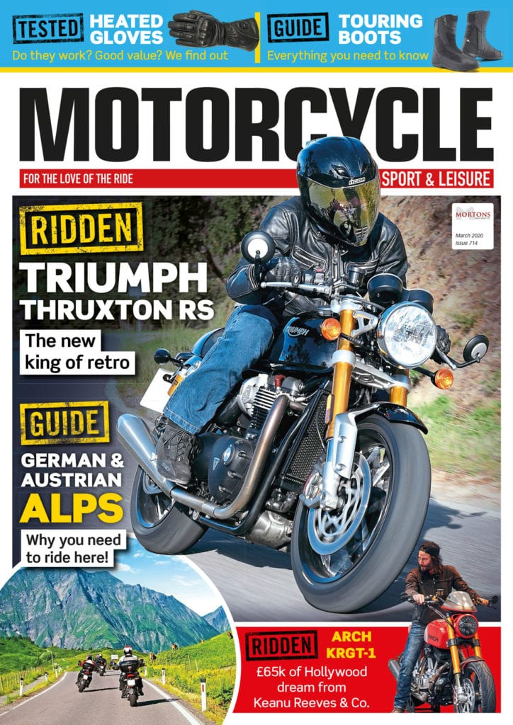 Motorcycle Sport & Leisure - March 2020