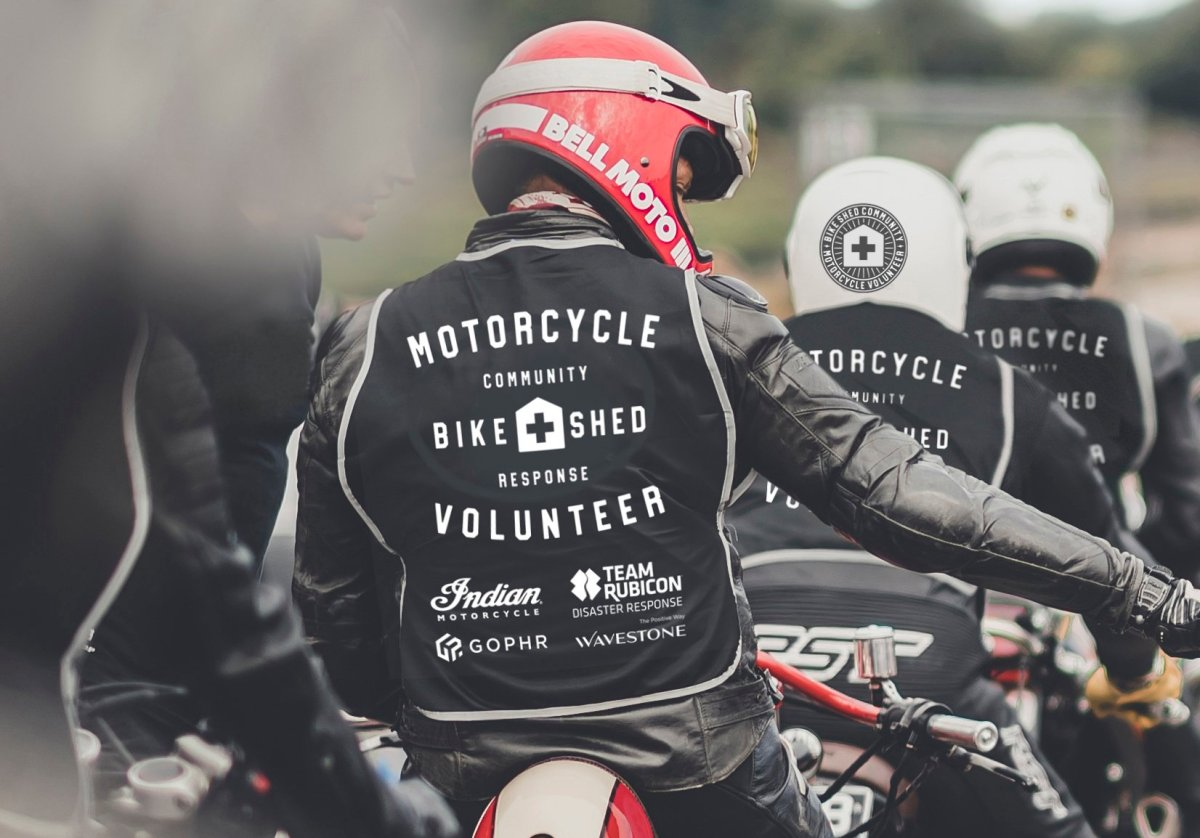 Bike Shed launches volunteer rider's group. And YOU can get involved.