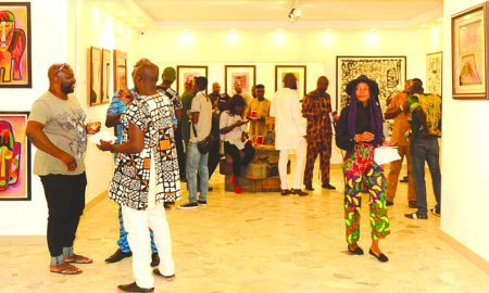 Art shows in Lagos