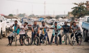 BMX Riders in Nigeria
