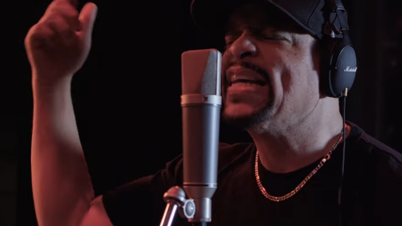 BODY COUNT Musik Video Des SLAYER Covers Raining In