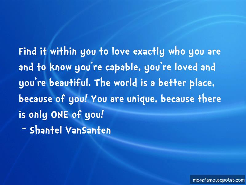 Image result for shantel vansanten quotes