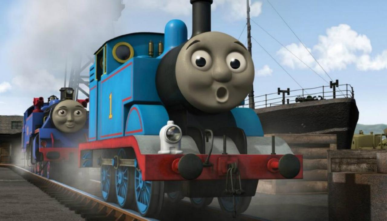 Fan Theory Suggests Thomas The Tank Engine Is Darker Than