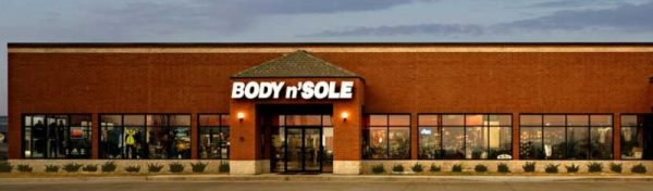 Body-N-Sole-Sports-store-front-sign