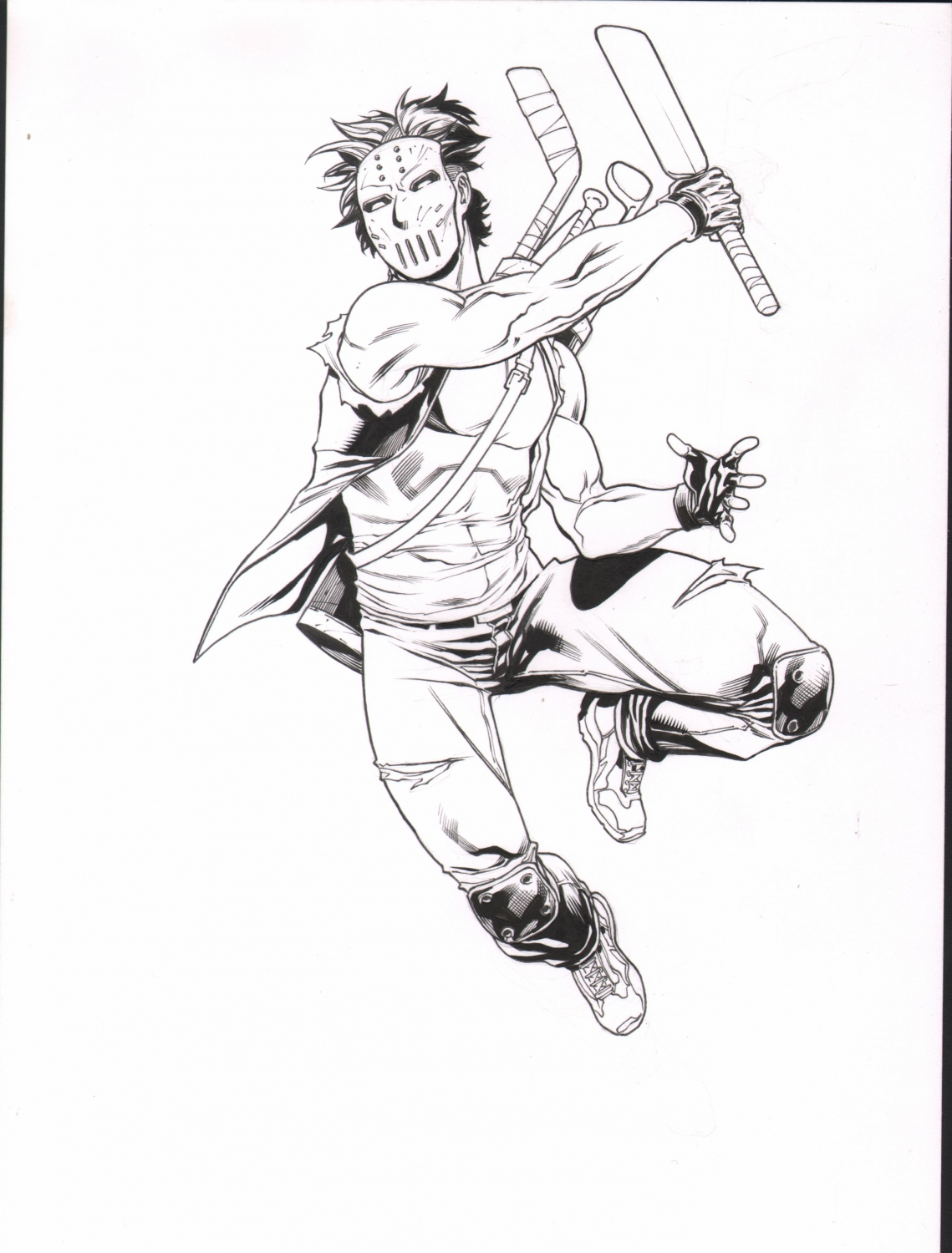 Casey Jones More Great Art