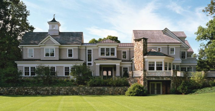 MMA Shingle-Style Country House