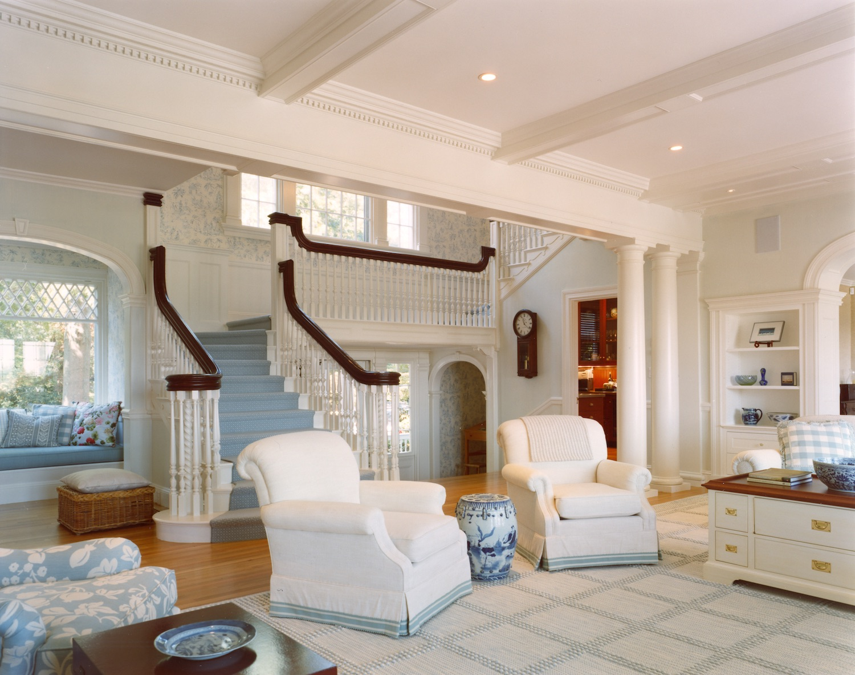 Seaside Manor Living Room