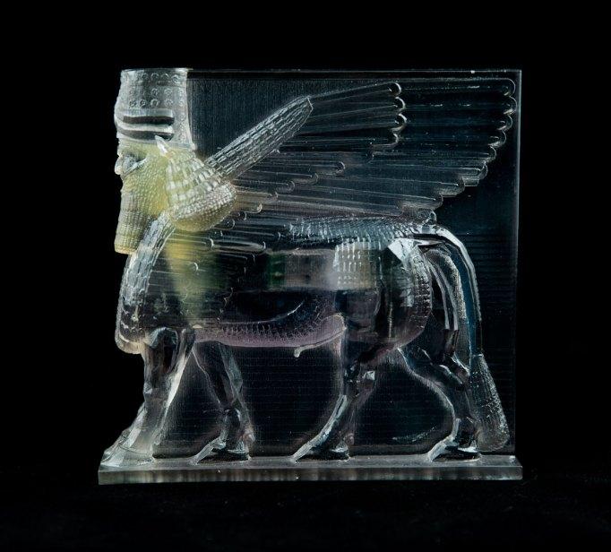 Morehshin Allahyari - Material Speculation - Lamassu