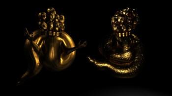 Morehshin Allahyari - Ya'jooj Ma'jooj - 3D Scene