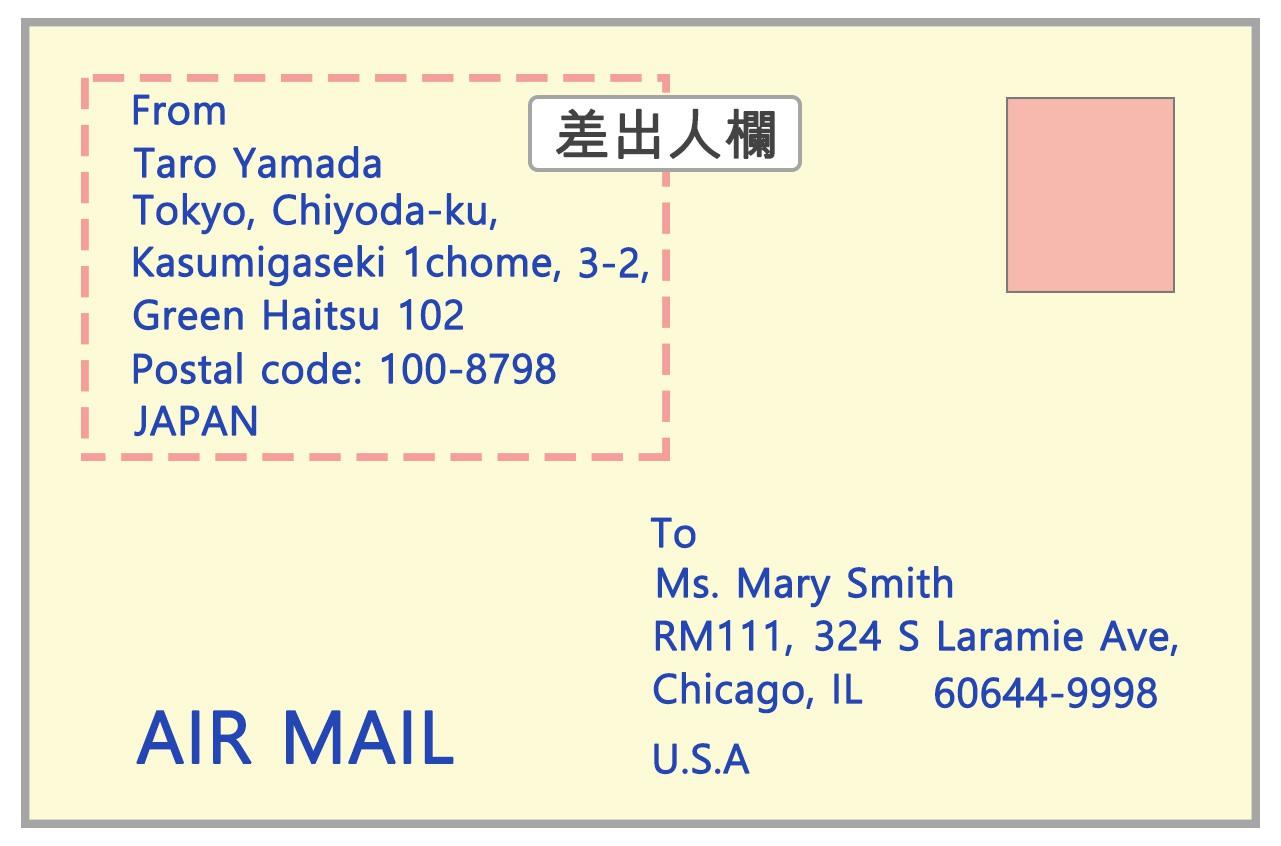 【あて名書き(ローマ字)】日本の住所・氏名をローマ字で表記 ...