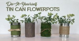 DIY Flowerpot Craft
