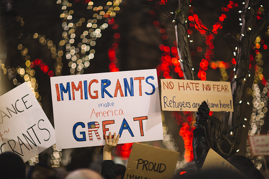 Immigrant Imagination – Thoughts on Love for My American Family