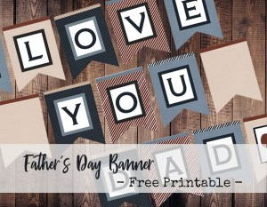 Free Printable Decorations