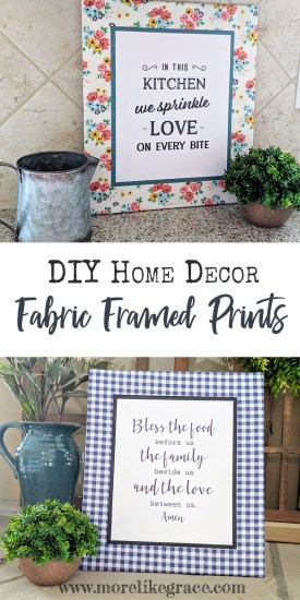 Fabric Frame Craft