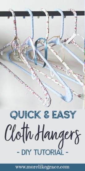 Fabric Hanger Tutorial