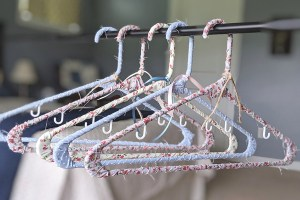 Fabric Hanger Craft