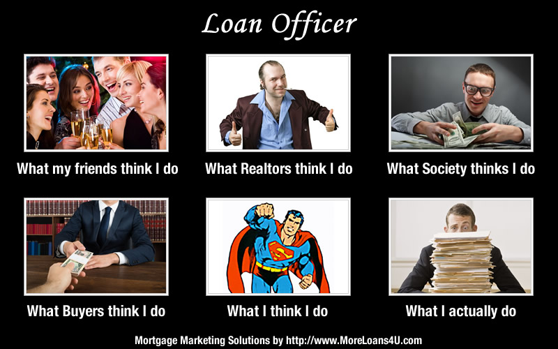 Mortgage Loan Officer Vs Real Estate Agent