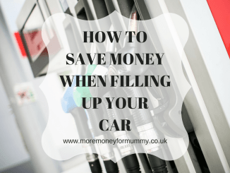 How to save money filling up your car