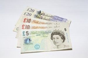 Saving money loyalty cards