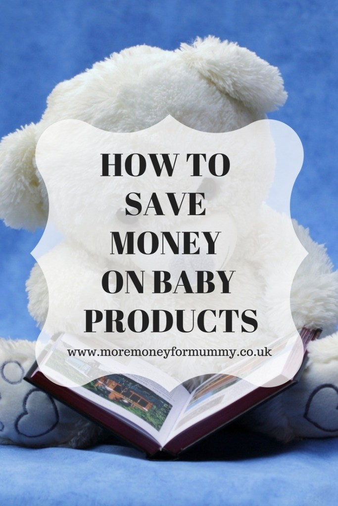 saving money on baby products
