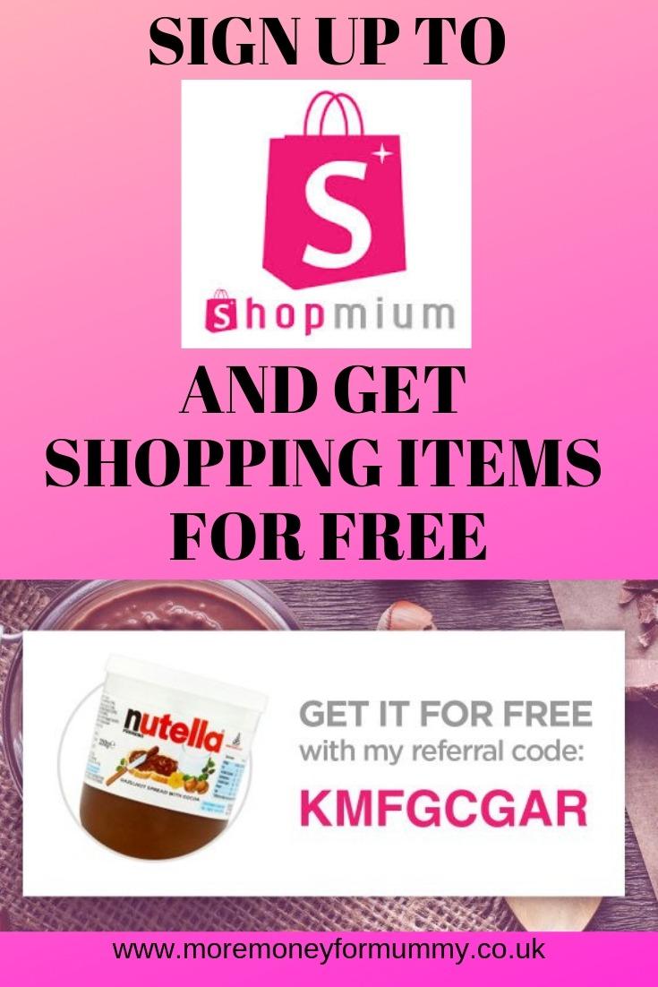 saving money on your shopping