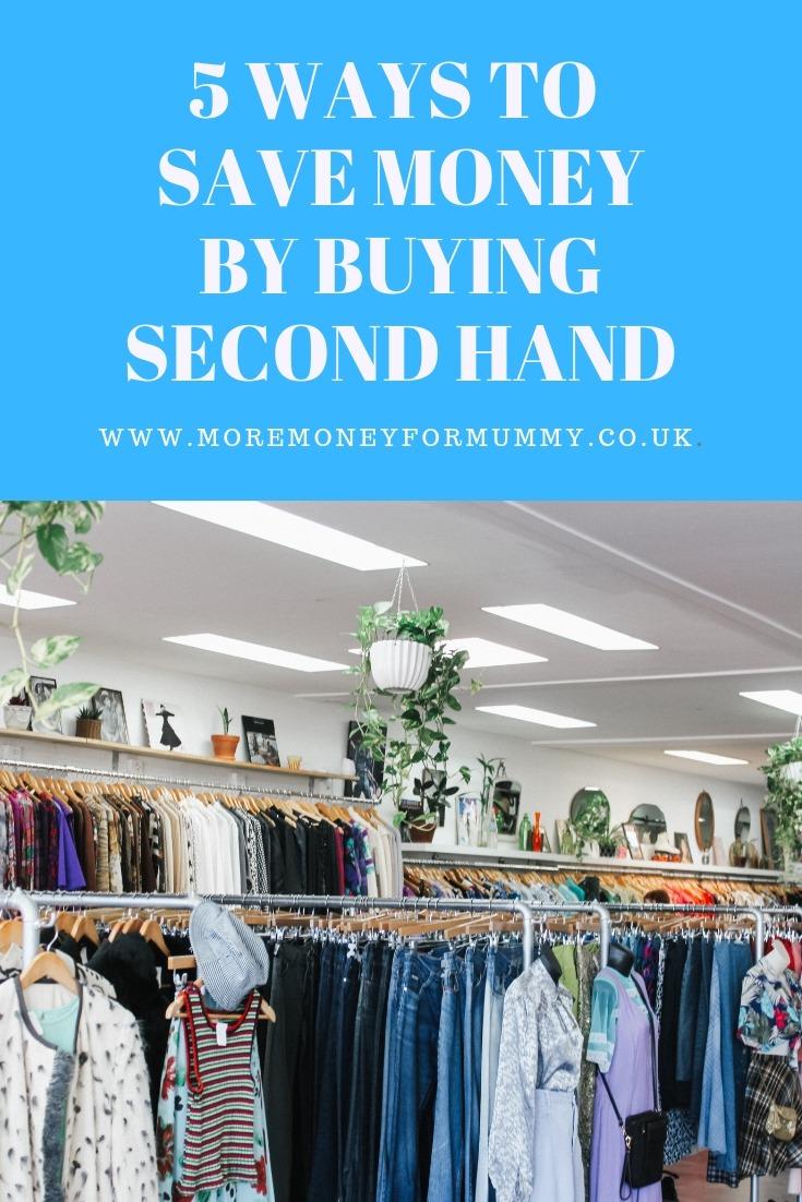 secondhand bargains
