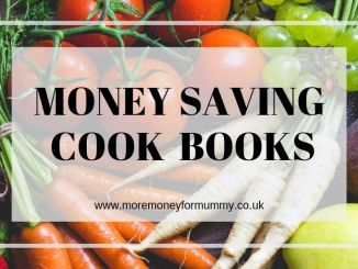 money saving cook books