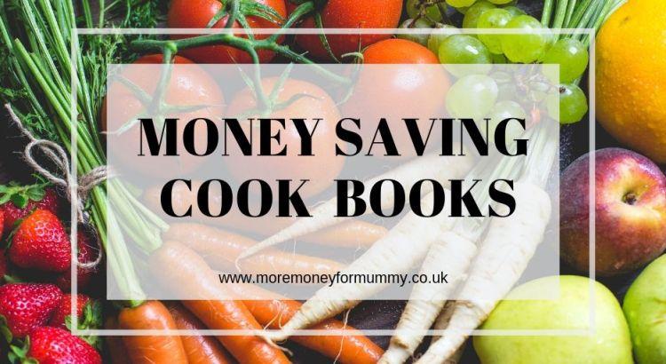 money saving cook books