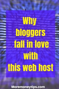 Why bloggers fall in love with this web host.