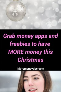 Grab money apps and freebies to have more money this Christmas