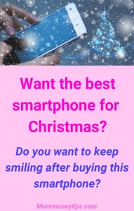 Want the best smartphone for Christmas and save lots?