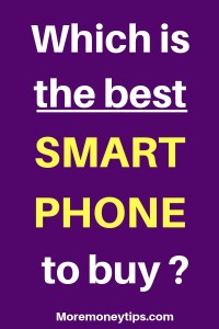 Which is the best smartphone to buy