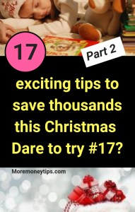 17 Exciting Tips to Save Thousands this Christmas