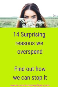 14 surprising reasons we overspend Find out how we can stop