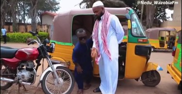 Download Comedy:- Alhaji Musa – Biggest Boy In Town