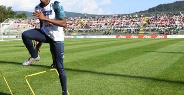 Injury Update: Osimhen Hits The Gym In Naples