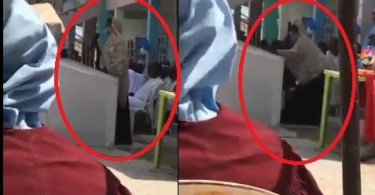 Principal Dies After She Slumped During Speech Delivery In Maiduguri (video)