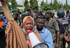 """Corruption: """"Gowon Is The Worst Of Them All"""" – Aisha Yesufu Slams Yakubu Gowon After He Reportedly Looted Half Of The Money In CBN"""