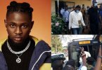 """""""We're not criminals"""" – Omah Lay cries out as he goes to prison in Uganda"""