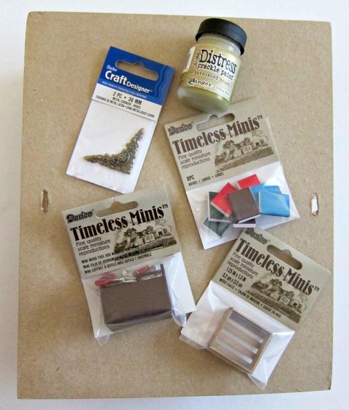 Shadow-Box-Supplies