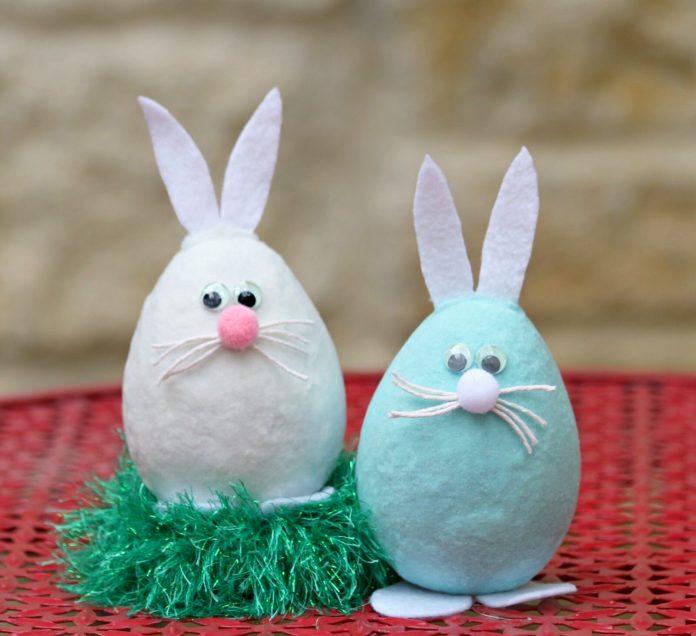 diy bunny