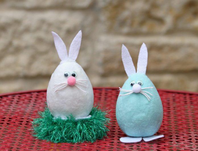 flocked bunnies