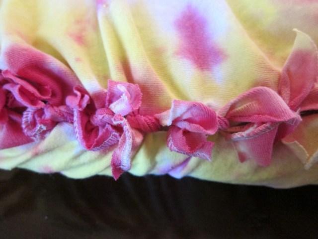 pillow step 3