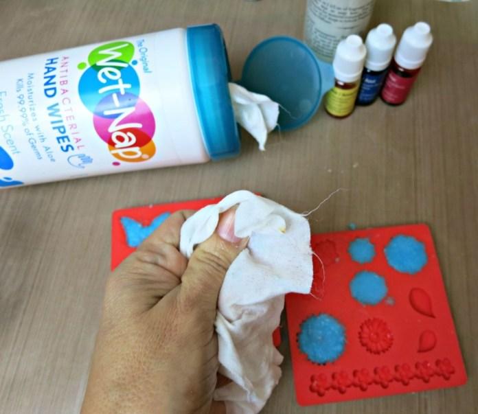 clean up 1 BM