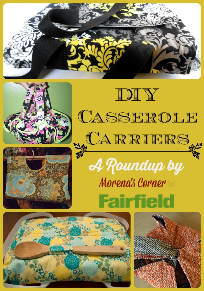 Casserole Carrier Round Up - Morena's Corner