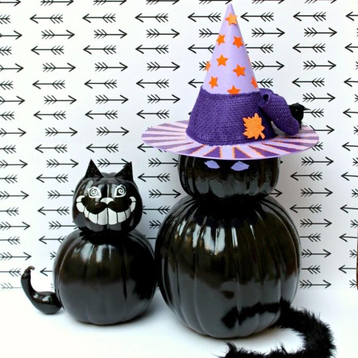 black cat diy